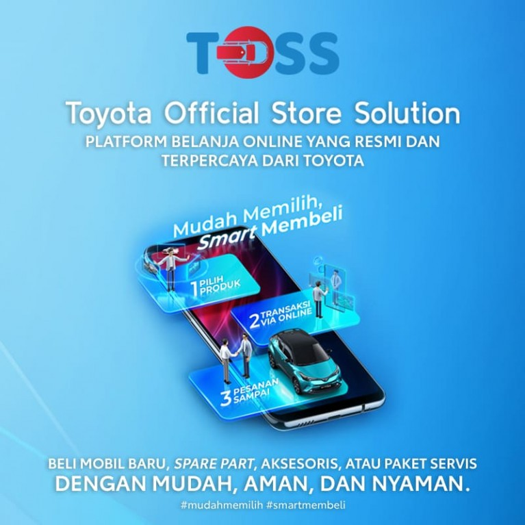 TOSS (Toyota Official Store Solution)